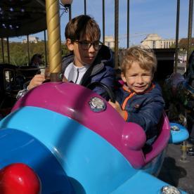Louis et Alessio